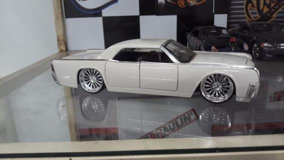 Miniatura Lincoln Continental 1963 Jada Toys 1/24