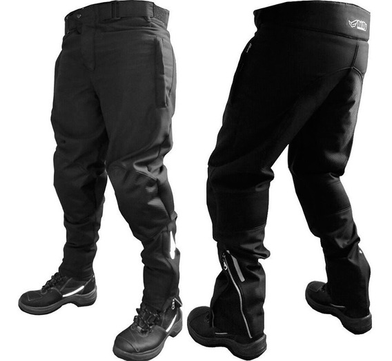 Pantalon Softshell + Neoprene + Protecciones + Imp