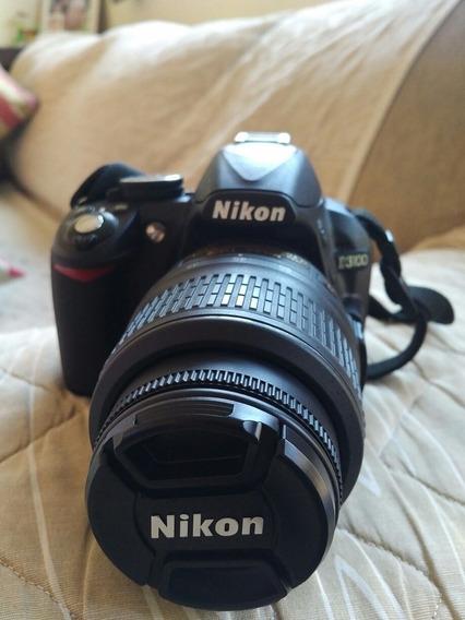 Câmera Nikon 3100 Semi Nova