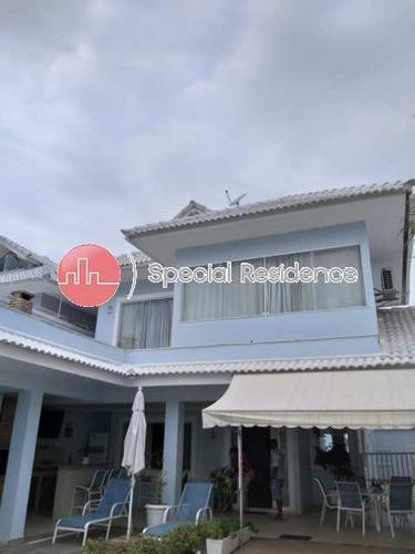 Imagem 1 de 15 de Casa Em Condomínio-à Venda-barra Da Tijuca-rio De Janeiro - 600256