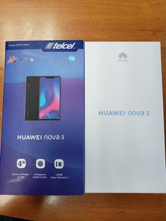 Huawei Nova3, 128gb, Cualquier Compañía, Guadalajara