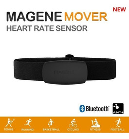 Cinta Cardíaca Monitor Magene Mover 2019 - Ant+ Bluetooth