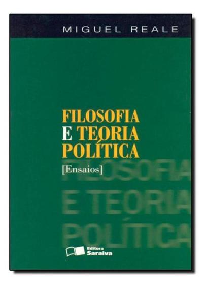 Filosofia E Teoria Politica
