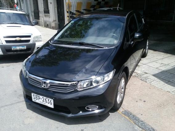 Honda Civic 1.8 Lxs 2012 ( Permuto )