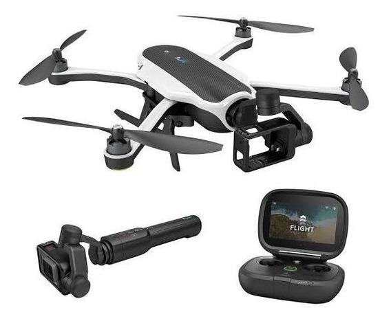 Drone Gopro Karma + Gopro Hero 6 + Mochila Gopro Para Drone