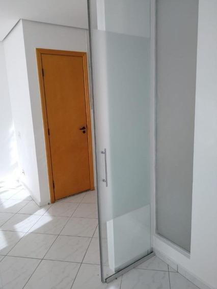 Sala Comercial Para Aluguel Por R$1.500,00/mês Com 72m², 2 Banheiros E 2 Salas - Tatuapé, São Paulo / Sp - Bdi27835
