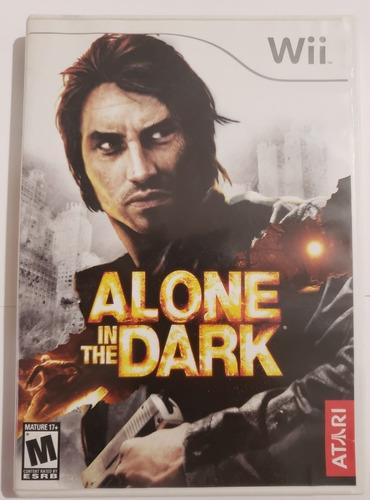 Videojuego Alone In The Dark Wii C Fisico Atari