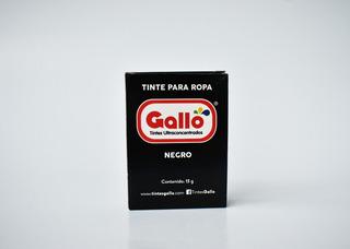 Kit Colores Primarios Tintes Gallo