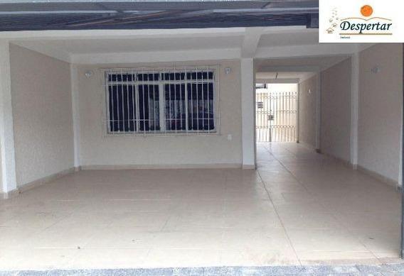 02162 - Sobrado 3 Dorms. (1 Suíte), Vila Mangalot - São Paulo/sp - 2162
