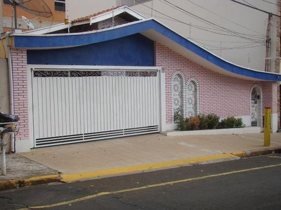 Casa Em Centro, Piracicaba/sp De 270m² 3 Quartos Para Locação R$ 2.500,00/mes - Ca419222