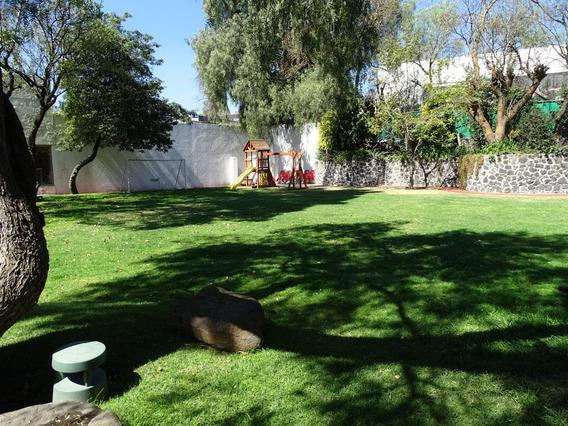 Bonita Casa En Jardines Del Pedregal