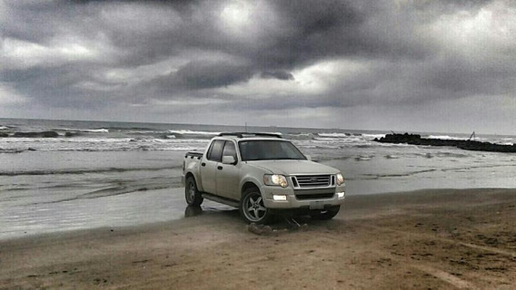 Ford Sport Trac Rines 20 Pickup Doblecabina Excelente Cambio