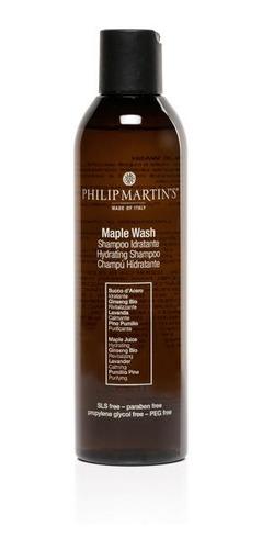 Imagen 1 de 1 de Philip Martin's Maple Wash Shampoo - Hidratante 250 Ml