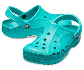 Crocs, Clogs / Suecos Unisex, Baya Verdes