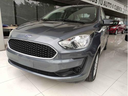 Imagen 1 de 15 de Ford  Figo  2019  4p Impulse L4/1.5 Man A/a