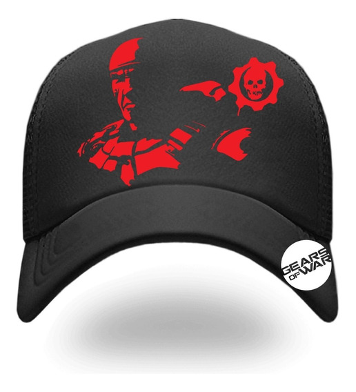 Gorra Gears Of War 01