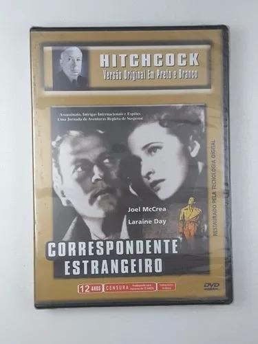 Correspondente Estrangeiro - Dvd | Alfred Hitchcock