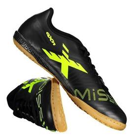 Chuteira Oxn Mission 2 Futsal Preta