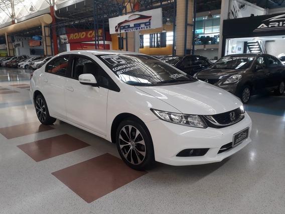 Civic 2.0 Lxr Flex 4p Automático 2014/2015