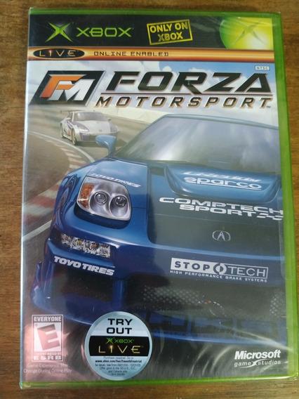 Forza Motorsport Original Lacrado E Com Selo Para Xbox