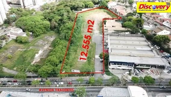 Área Para Incorporação Zcs - Potencial 4 Vezes- Bosque Maia- Guarulhos - Te0108