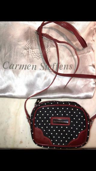 Bolsa Carmen Steffens Poá