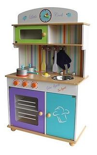 Cocina Niños Scoop Green Bird Kitchen