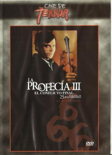 La Profecía 3 El Conflicto Final Dvd Película Nuevo