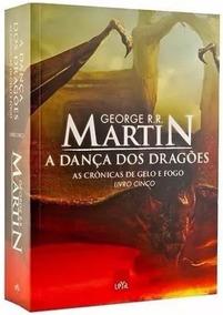 As Crônicas De Gelo E Fogo Vol.5 - A Dança Dos Dragões
