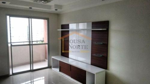 Apartamento, Venda,  Agua Fria, Sao Paulo - 24851 - V-24851