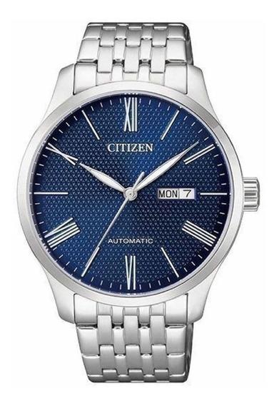Relógio Citizen Masculino Ref: Tz20804f Automático Prateado