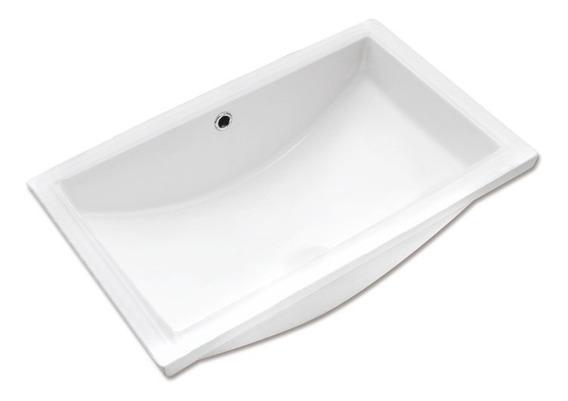 Esatto ® Ovalín Lavabo Ceramico Submontar Original Siros