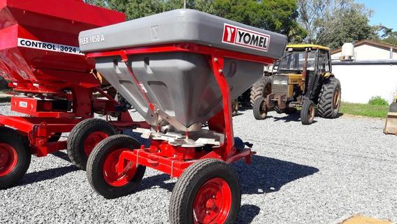 Fertilizadora Yomel Flex 1050 Bi Disco