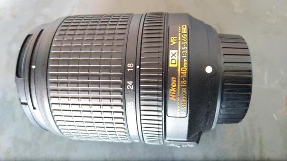 Lente Nikon 18-105mm F/3.5-5.6g Dx Af-s Vr