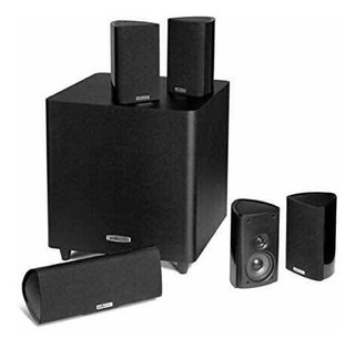 Sistema Home Theater Polk Audio - 5.1