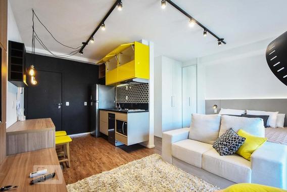 Apartamento Para Aluguel - Brooklin, 1 Quarto, 42 - 893121663