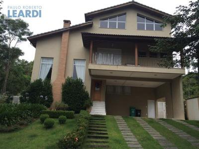 Casa Em Condomínio Ouro Fino - Santa Isabel - Ref: 414581