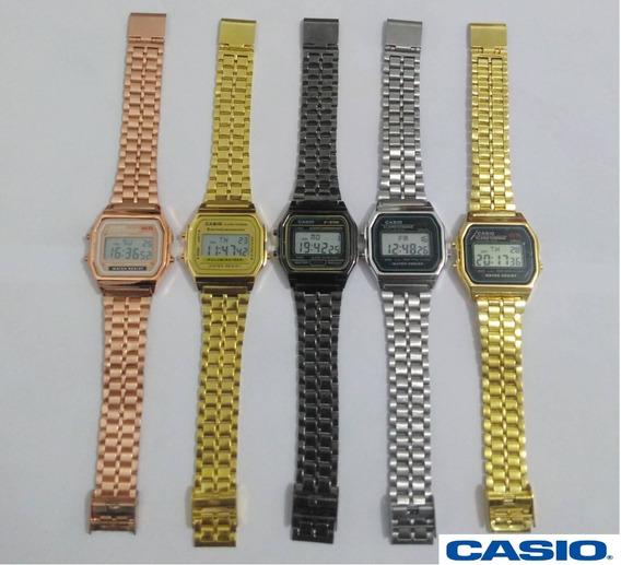Kit Com 3 Relógios Vintage Unissex Atacado!
