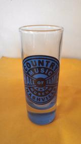 Vaso Shot Nashville Country Music Hall Of Fame Souvenir Bar