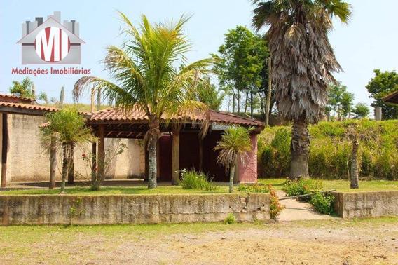 Sítio Com 06 Suítes, 19 Baias, Mini Haras, À Venda, 16542 M² Por R$ 1.200.000 - Zona Rural - Pinhalzinho/sp - Si0029