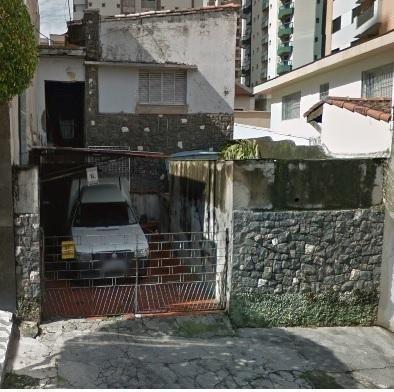Casa Residencial À Venda, Vila Regente Feijó, São Paulo. - Ca0292