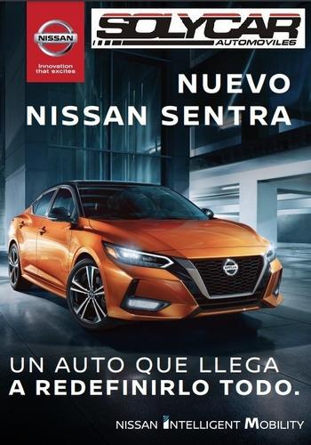 Nuevo Nissan Sentra B18 !!! Espectacular !!