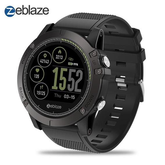 Zeblaze Vibe 3 Hr Smartwatch Ip67 Impermeável Inteligente De