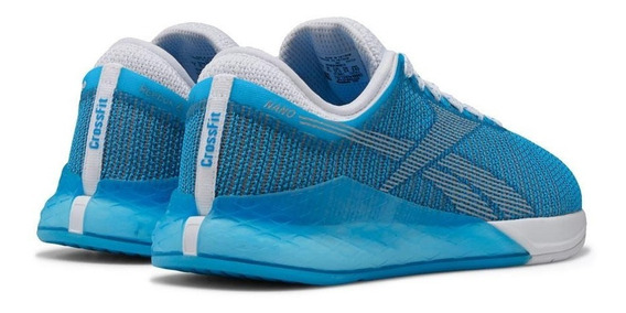 Reebok Nano 9 Azules Para Dama