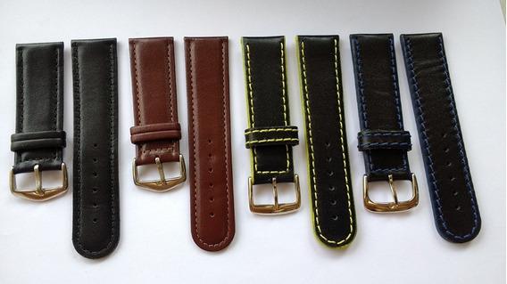 Pulseira Couro Para Relógio Apple Watch 38mm Ao 44mm 1,2,3,4