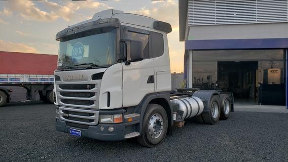 Scania G420 6x2 2010 2010