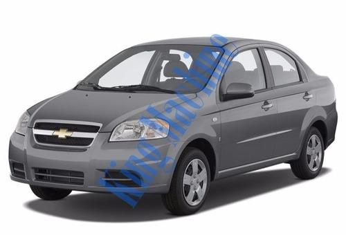 Manual De Taller - Reparacion Chevrolet Aveo 2011 - 2015 *