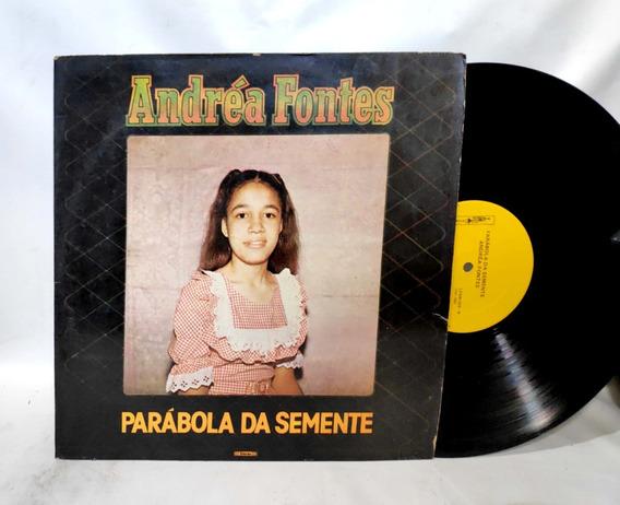 Lp Andréa Fontes - Parábola Da Semente