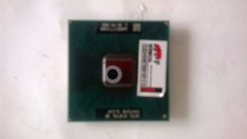 Processador Notebook Intel Pentium T4300 2.1 Ghz/1m/800mhz