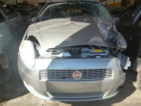 Sucata Fiat Punto 2013 1.4 Motor, Cambio, Suspensão E Peças